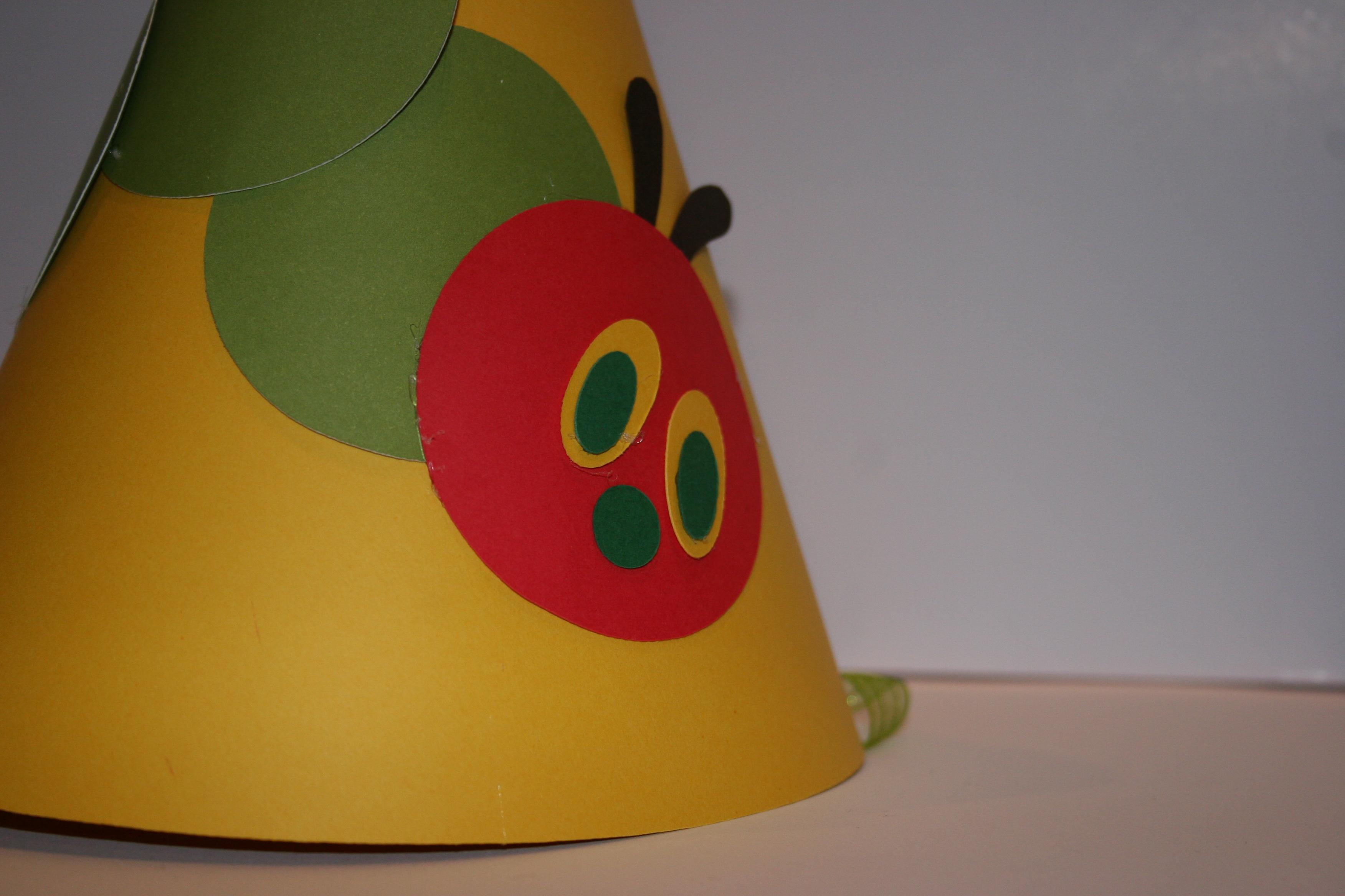 hungry caterpillar hat